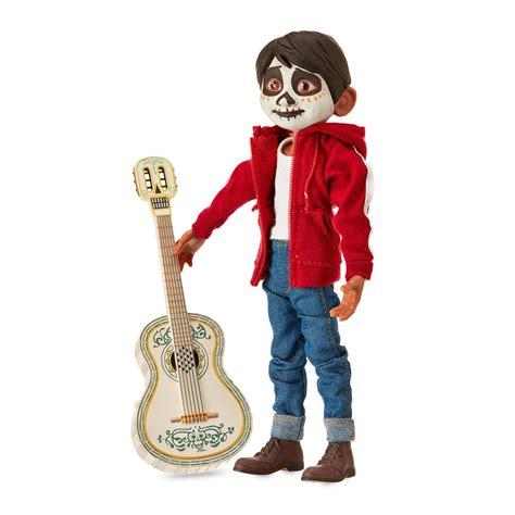 coco miguel disney miguel singing figure coco guitars