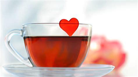 wallpaper love heart tea cup saucer  love