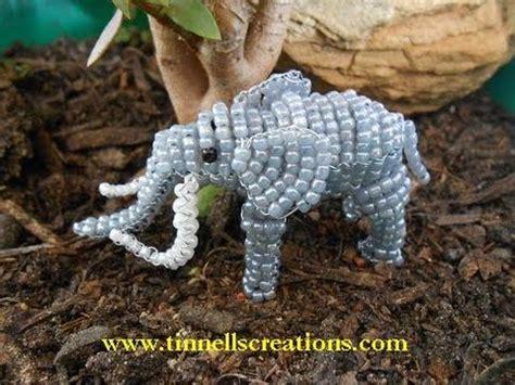 3d beaded animals tutorial 3d beaded elephant tutorial preview