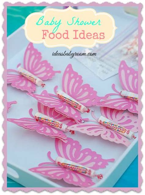 Easy Baby Shower Menu by 124 Best Baby Shower Menu Images On Shower