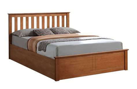 wooden ottoman storage bed happy beds phoenix ottoman storage bed wooden modern space