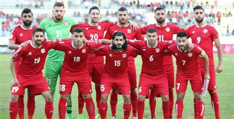 Where To Football In Beirut Lebanese National Football Team Qualified For The 2019 Asian Cup
