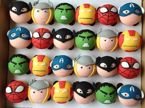 superheroes cupcake inspiration cupcake decorating ideas pinterest boys inspiration