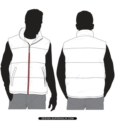 jacket layout vector fashion design templates vector illustrations and clip