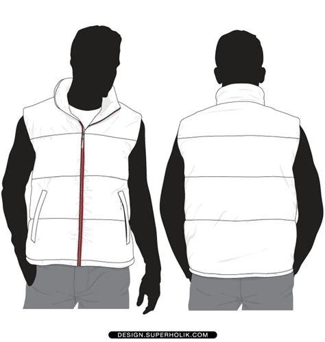 design jacket vector drawing hellovector
