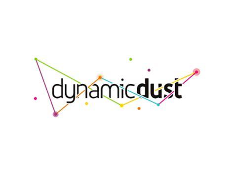 design dynamic logo dynamic dust logo design for games and apps developer by