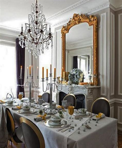 country dining room decor 22 french country decorating ideas for modern dining room