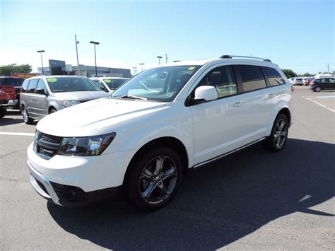 chrysler journey used 2016 dodge journey crossroad in sydney used