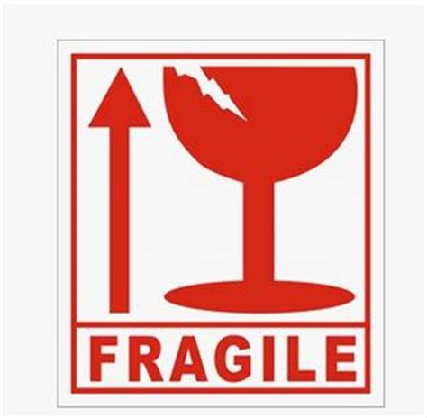 Label Sticker Pengiriman Fragile 5 buy wholesale do not stack sticker label from china do not stack sticker label