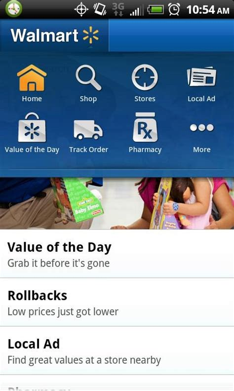 walmart app for android phone new app walmart for android no this didn t exist before now