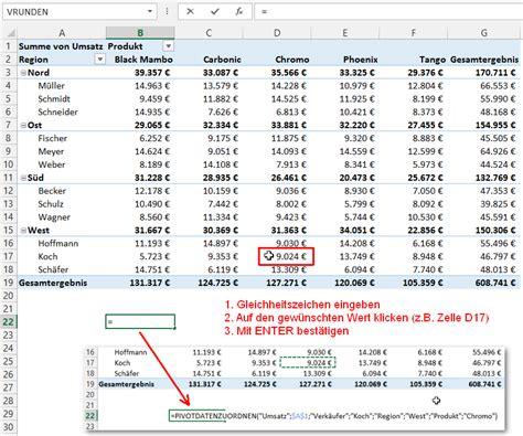 Word Vorlage Datum Automatisch Wenn S Auf Den Einzelnen Ankommt Werte In Pivot Tabellen Ansprechen Der Tabellen Experte