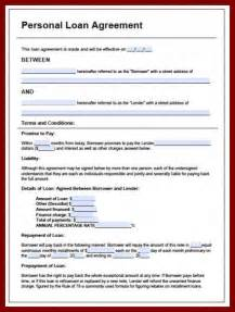 Personal Loan Agreement Contract Template by Doc 12751650 Personal Loan Agreement Contract Template