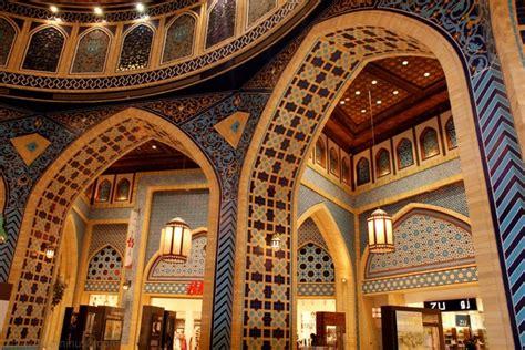 Iran Architecture Iranian Architecture In Dubai Mall Architecture Photos