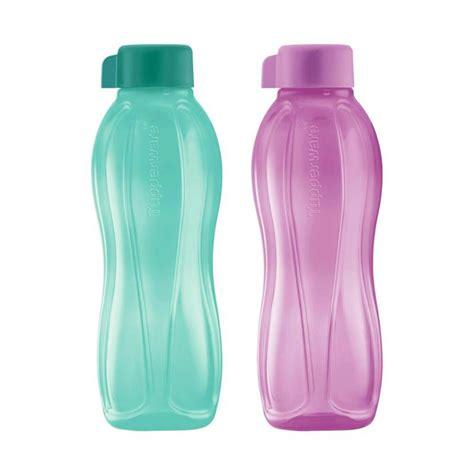 jual tupperware botol minum 750 ml 2 pcs harga kualitas terjamin blibli