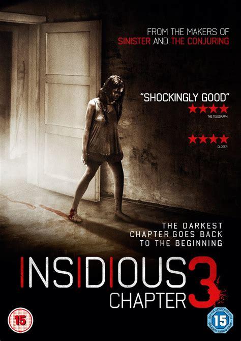 komentar film insidious 3 win a copy of insidious 3 on dvd the horror