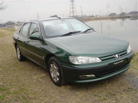 Peugeot 406 V6 Peugeot 406 3 0l V6 1998 Used For Sale