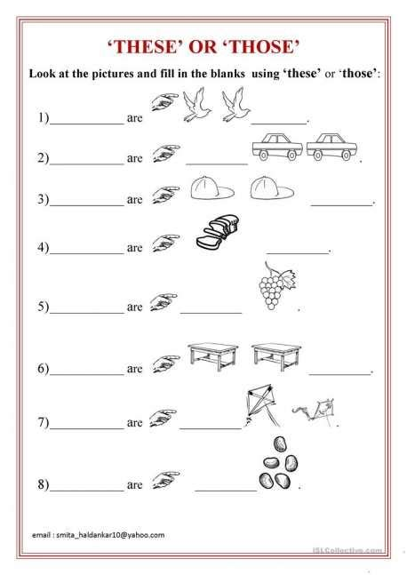 free printable worksheets on this and that this that these those worksheets worksheets for all