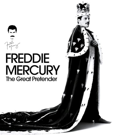 Biography Freddie Mercury The Great Pretender | freddie mercury the great pretender musik an sich