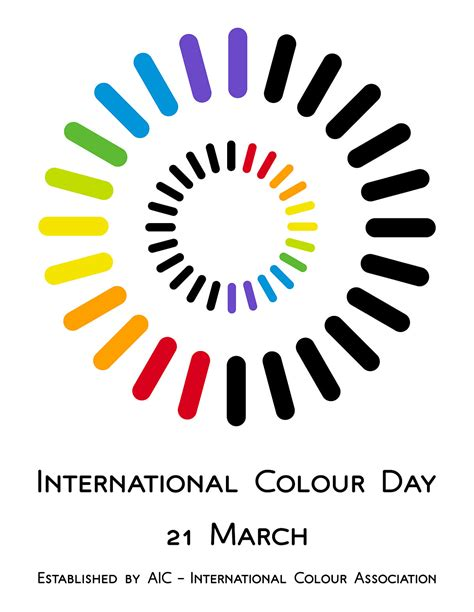 color day international colour day
