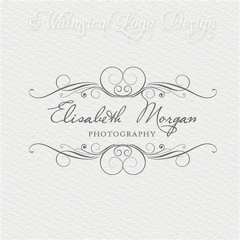 Wedding Logo Border by 41 Best Images About Stationary Design Design On