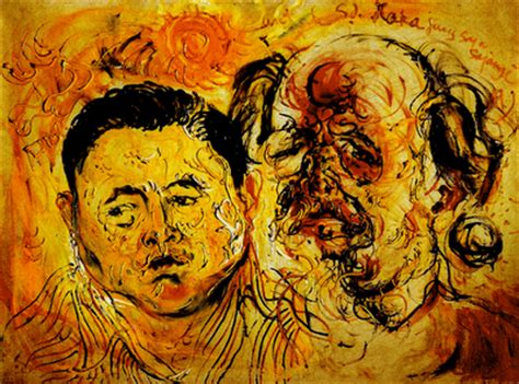 Lukisan Afandi kachong lukisan afandi