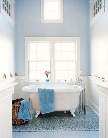 pale blue bathrooms pretty pale blue bathroom borrowed light by farrow ba