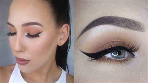 eyeshadow tutorial everyday neutral everyday eye makeup tutorial makeupbyan youtube