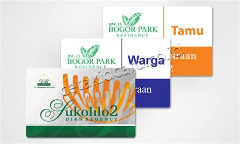 Kartu Mifare Card 4k S70 kartu acces cetak id card