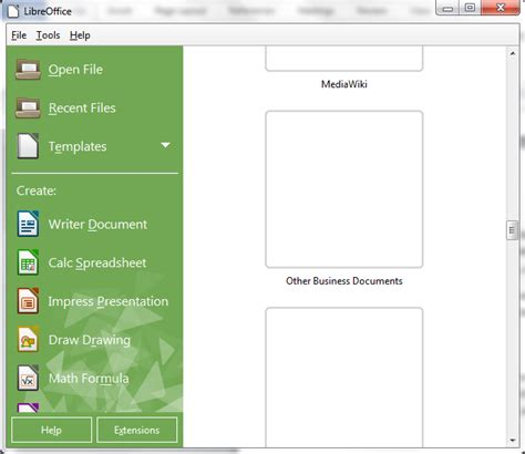 libre office templates is the new libreoffice a better microsoft office alternative
