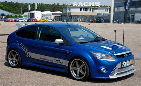 wolf ford foto reviews ford wolf racing focus rs clubsport wolf