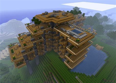 awesome minecraft house designs 25 best ideas about cool minecraft houses on pinterest minecraft