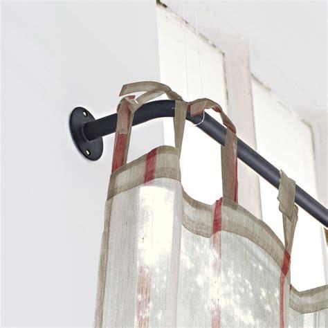 gardinenstange richtig aufhangen gardinenstangen rund pauwnieuws