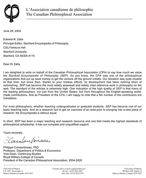 Support Letter For A Grant Letter Of Support For Grant Crna Cover Letter