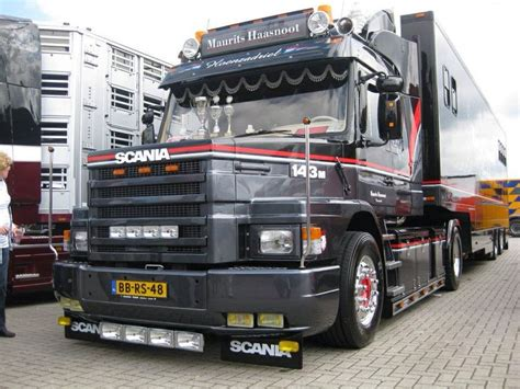 scania 143m scania king of the road