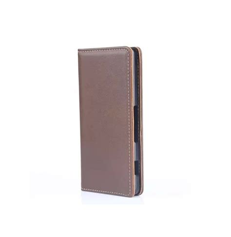 Flip Cover Sony Xperia Z4 Flip Wallet Stand Leather Cover For Sony Xperia Z4