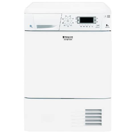 hotpoint ariston seche linge condensation 8kg tcdg51xb tcdg 51 xb