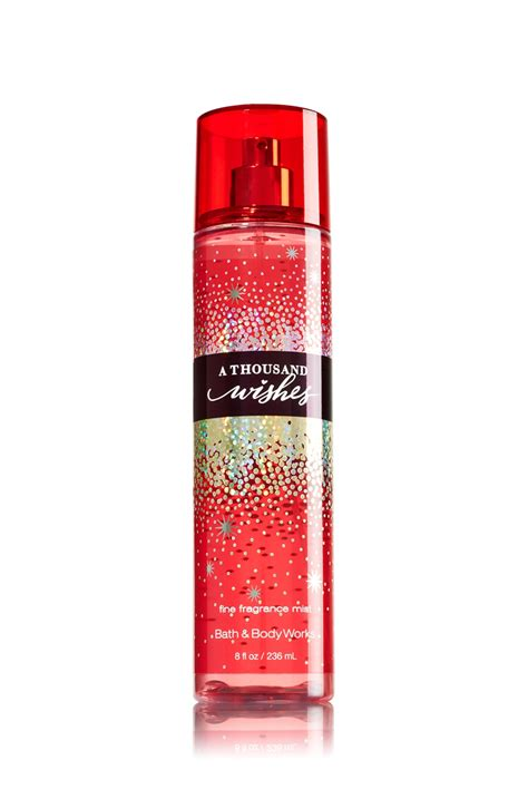 A Thousand Wishes bath works a thousand wishes fragrance reviews