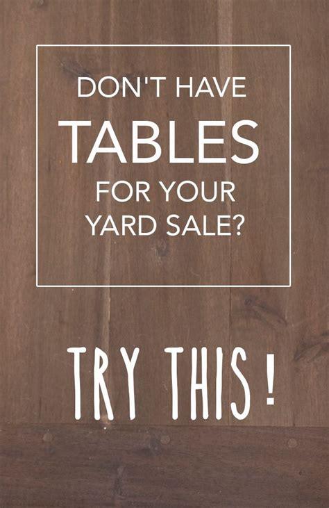 yard for sale 1000 ideas about yard sale displays on yard