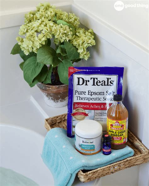 Why Did The Greeks Use Baths For Detox by This Detox Bath Is The Most Relaxing Way To Improve Your