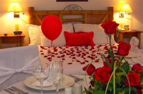 como decorar una recamara romantica ideas como decorar una habitaci 243 n para una noche