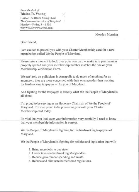 political fundraising letter template caign fundraising letter sle caign fundraising