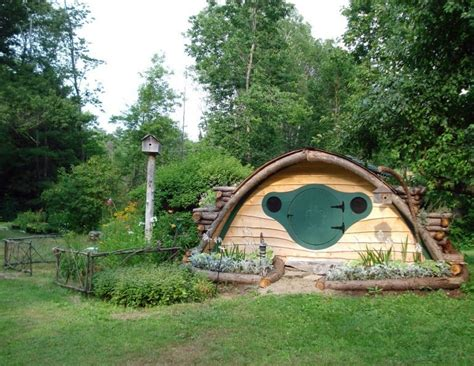multipurpose hobbit holes by wooden wonders