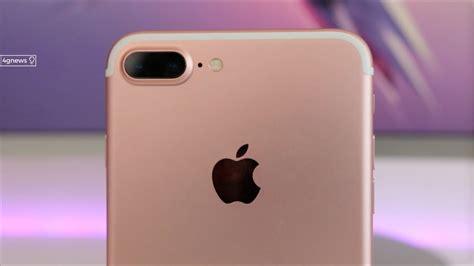 E Iphone 7 Plus Apple Iphone 7 Plus Gold Unboxing E Primeiras Impress 245 Es