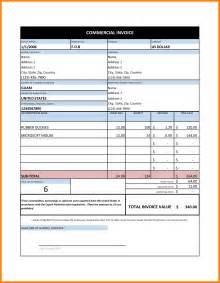 in template 8 invoice format in excel sheet forklift resume