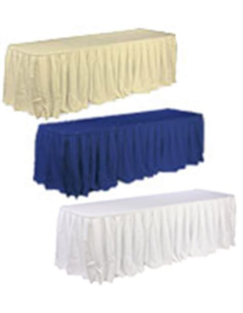 banquet table skirts clearance myideasbedroom