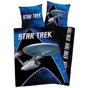 Star Trek Bedroom Star Trek Single Duvet Cover Set Bedding Quilt Official