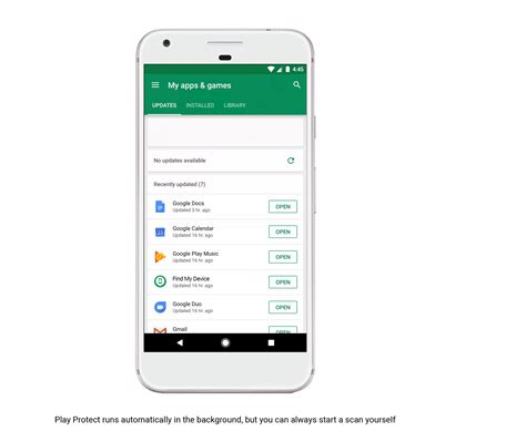 android secure play protect will help make android devices more secure