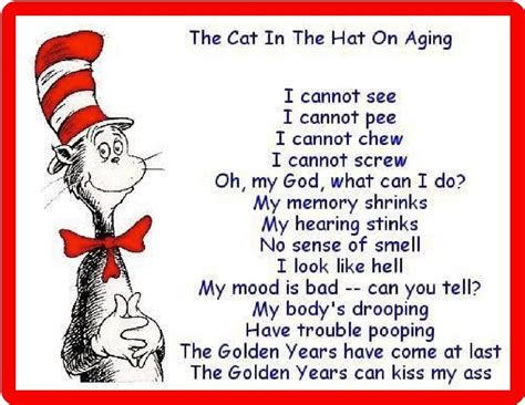 The Cat the cat in the hat on aging refrigerator magnet ebay