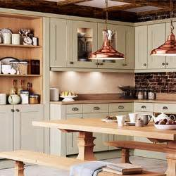 John Lewis Kitchen Furniture by County Collection Fitted Kitchens