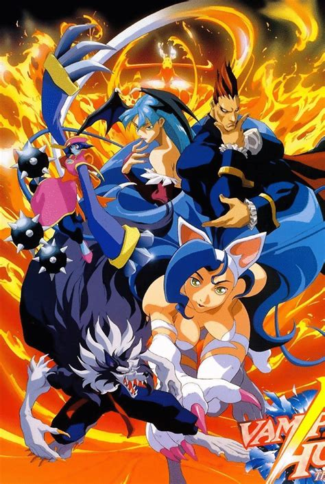 fighter vs darkstalkers vol 1 worlds of warriors books warriors darkstalkers anime capcom